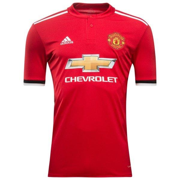 Футбольная форма Манчестер Юнайтед домашняя (2017-2018) - Sport-X b18e66cea58