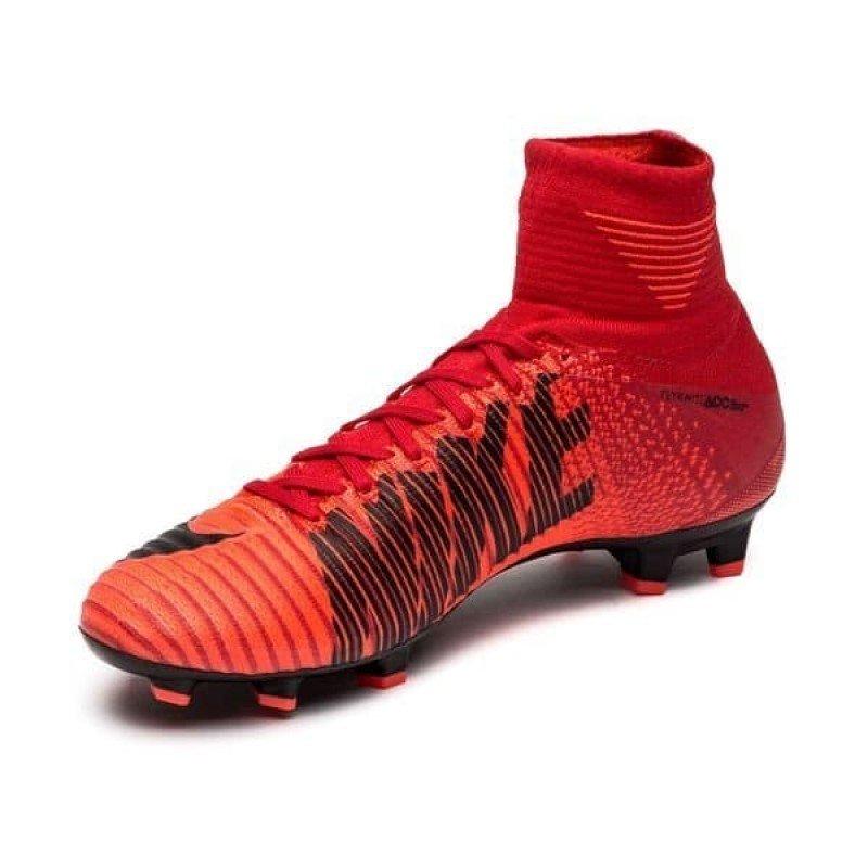 Бутсы Nike Mercurial Superfly V AG-Pro Bright Crimson White University Red 5c4abe28e48b4