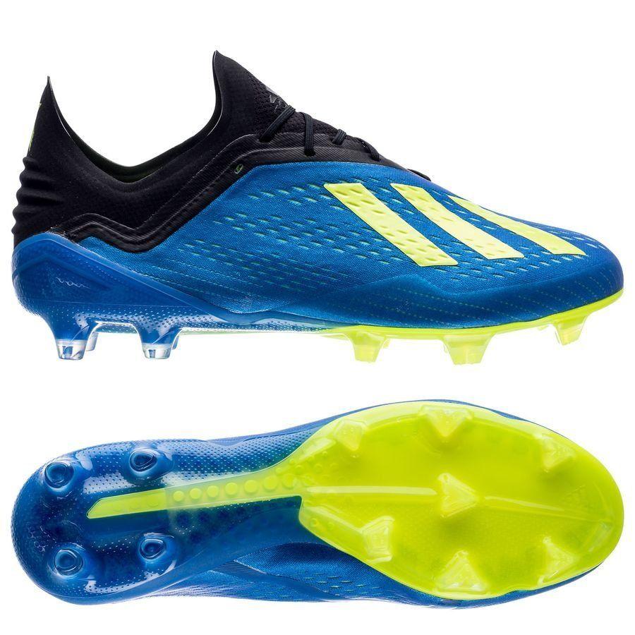 Бутсы Adidas X 18.1 Energy Mode Blue