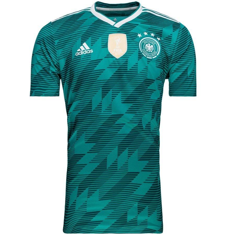 Детская футбольная форма сборной Германии выездная (2017-2018), Adidas,  Сборная, aaff5870ee8