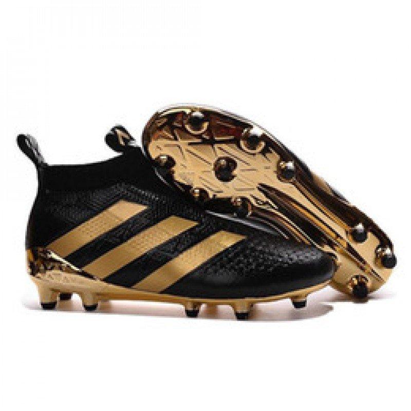 3168ea77 Бутсы Adidas Paul Pogba Ace 16+ Purecontrol, Черный, Adidas, Мужская, Черный