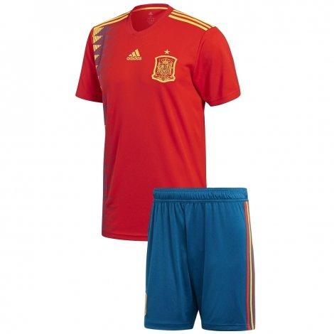 895c593d02a1 Детская футбольная форма сборной Испании (2017-2018), Adidas, Сборная,  Детская