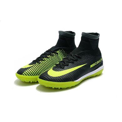 466dbfd2d6ee36 Сороконожки Nike Mercurial X Proximo II TF CR7, Салатовый, Nike, Мужская,  Салатовый