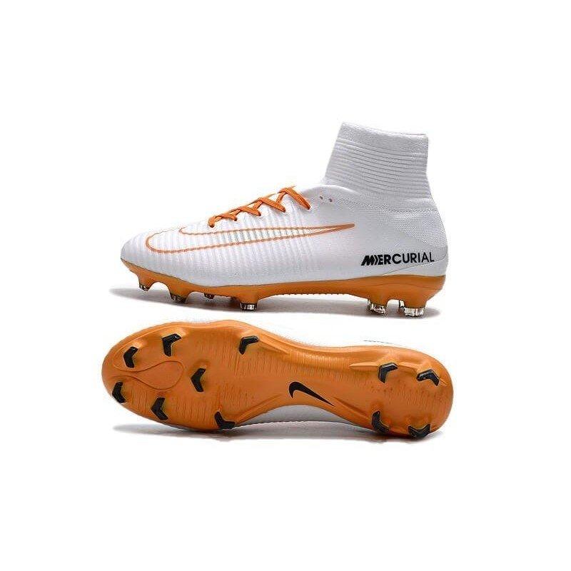 983e7415 Бутсы Nike Mercurial Superfly V FG, Белый, Nike, Мужская, Белый, 40