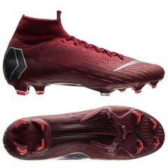 b23cc9d79 Бутсы Nike Mercurial Superfly 6 Elite FG Rising Fire, Бордовый, Nike,  Мужская,