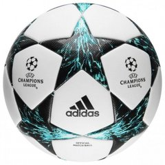 Мяч футбольный Adidas Football Champions League 2017/18 Match Ball, Adidas, Боруссия Дортмунд