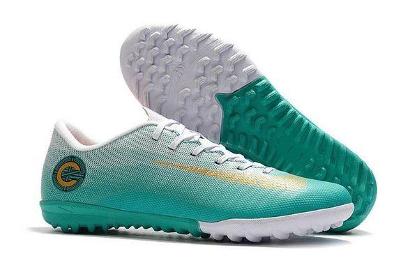fc187cce094d06 Сороконожки Nike Mercurial Vapor XII (TF), Зелёный, Nike, Мужская, Зеленый