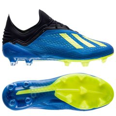 a0ab5bb3 Бутсы Adidas X 18.1 Energy Mode - Blue, Adidas, Мужская, 39, FG