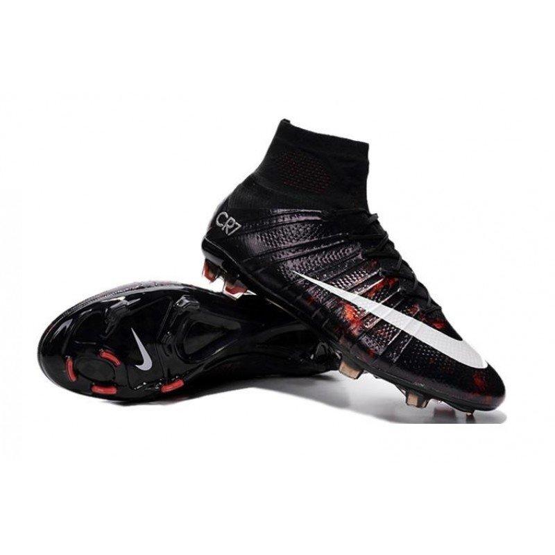 Бутсы Nike Mercurial Superfly CR7 FG, Nike, Мужская, Черный, 40, FG 316be6da852