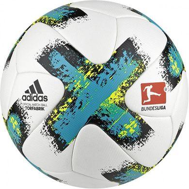 Myach Futbolnyj Adidas Football Torfabrik Bundesliga 2017 18 Match
