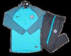 2eea65ac1718f3 Тренировочный костюм Челси (CHETK05), Синий, Adidas, Взрослая, Мужская,  Синий