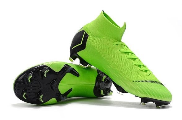 Бутсы Nike Mercurial Superfly 6 green - Sport-X c1469e342fea2