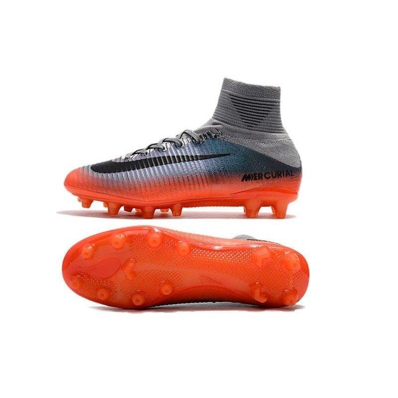 Бутсы Nike Mercurial Superfly V CR7, Nike, Мужская, Оранжевый, 40, FG 2d33b8be046
